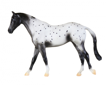 Breyer Classics Black Semi-Leopard Appaloosa