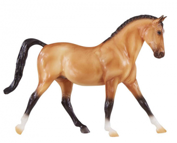 Breyer Classics Buckskin Hanoverian (Freedom Series)