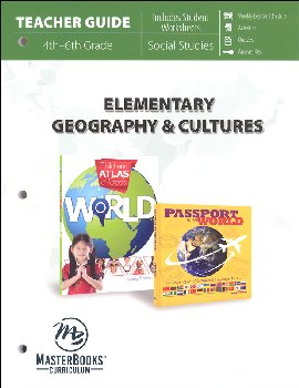 Elementary Geography and Cultures Teacher Guide