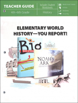 Elementary World History - You Report! Teacher Guide