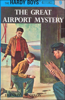 Great Airport Mystery (HBM #9)
