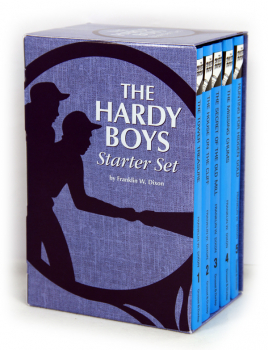 Hardy Boys Starter Set #'s 1-5
