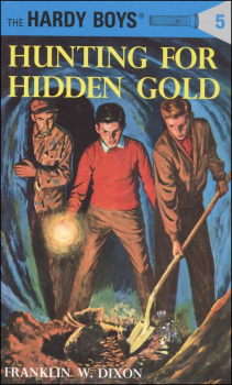 Hunting for Hidden Gold (HBM #5)