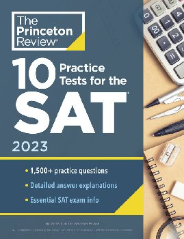 10 Practice Tests for the SAT 2021 Edition