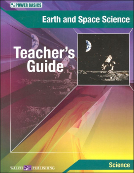 Earth & Space Science Teacher Guide (PB)