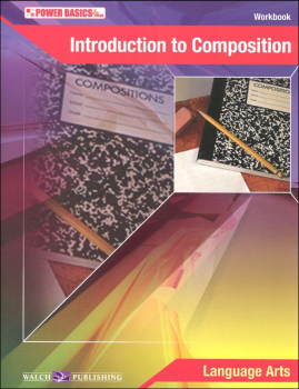 Introduction to Composition Student Workbook and Key