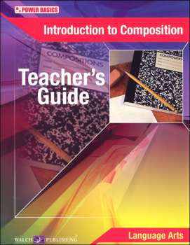 Intro to Composition Teacher's Guide (PB)