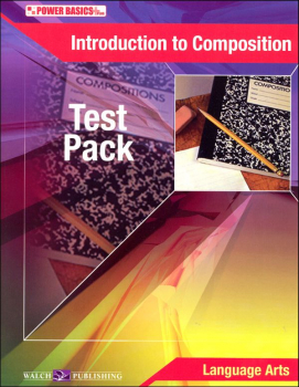 Introduction to Composition Test Pack and Answer Key