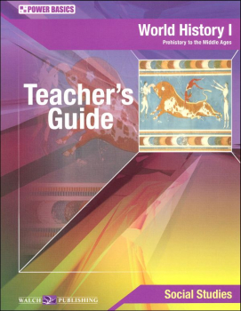 World History I Teacher's Guide (Pwr Basics)