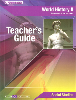 World History II Teacher's Guide (Pwr Basics)