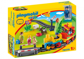My First Train Set (Playmobil 1-2-3)