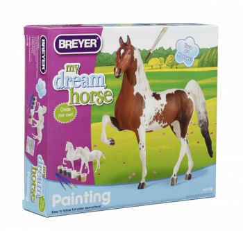 Breyer® Paint Your Own Horse - Quarterhorse and Saddlebred