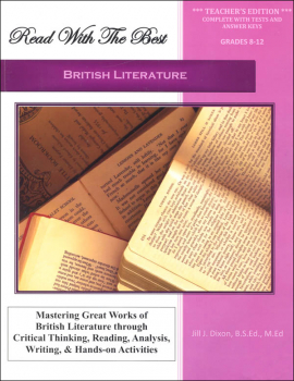 Read with the Best: British Literature Teacher Edition
