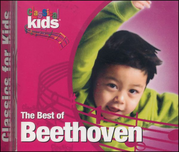 Best of Beethoven CD (Best of Classical Kids)
