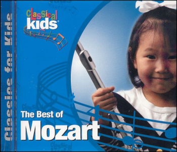 Best of Mozart CD (Best of Classical Kids)