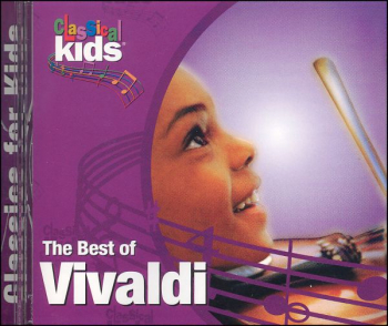 Best of Vivaldi CD (Best of Classical Kids)