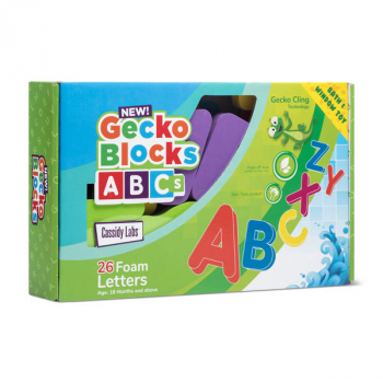 Gecko Blocks - ABCs