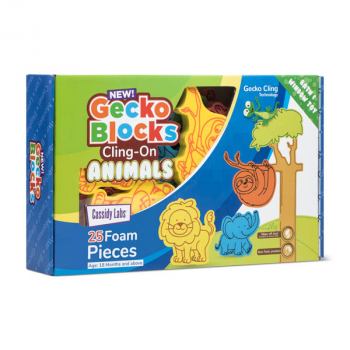 Gecko Blocks - Animals