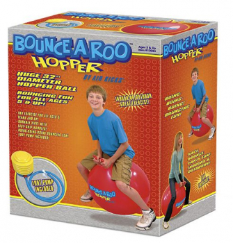 BounceaRoo Hopper - The Incredible Activity Ball