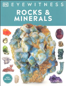 Rocks & Minerals (Eyewitness Book)
