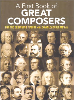 First Book of Great Composers