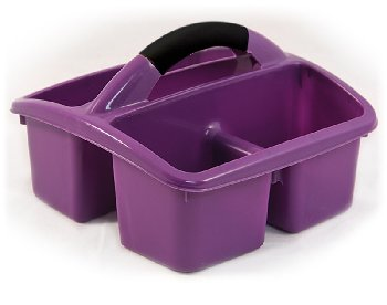 Deluxe Small Utility Caddy - Purple