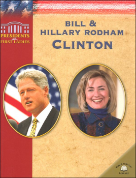 Bill & Hillary Clinton (Pres. & 1st Ladies)