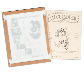CalcuLadder 3 Drill Masters With SuperSlate