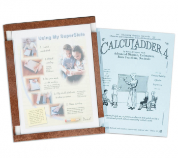 CalcuLadder 4 Drill Masters With SuperSlate