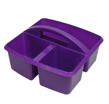 Small Utility Caddy - Purple