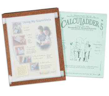 CalcuLadder 5 Drill Masters With SuperSlate