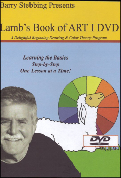 Lamb's Book of ART I on DVD