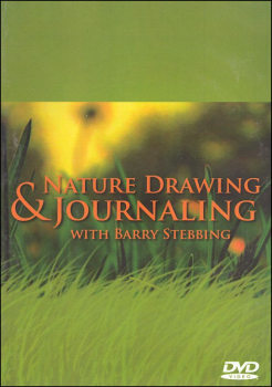 Nature Drawing & Journaling 3-DVD Set