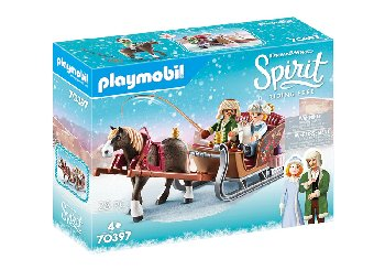 Winter Sleigh Ride (Spirit)
