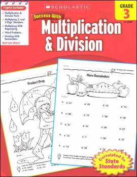 Multiplication & Division (Scholastic Success