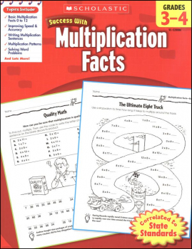 Multiplication Facts (Scholastic Success With