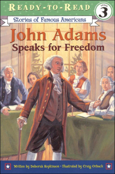John Adams Speaks for Freedom (RTR L3 SOFA)