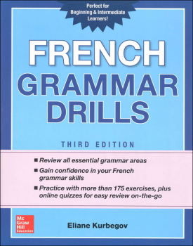 French Grammar Drills Third Edition