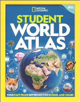 National Geographic Student Atlas of the World Fifth Edition
