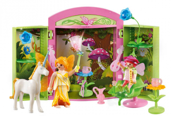 Fairy Garden Play Box (Fairies)