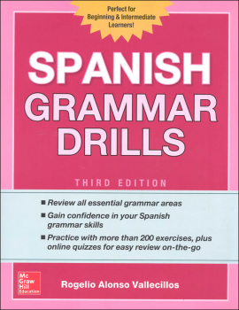 Spanish Grammar Drills Third Edition