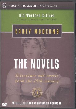 Early Moderns: Novels DVD Set (Old Western Culture)