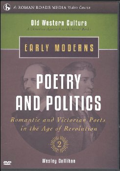 Early Moderns: Poetry and Politics DVD Set (Old Western Culture)
