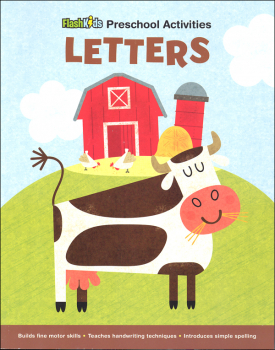 Letters: Life on the Farm (Flash Kids Preschool Activities)