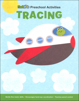 Tracing: On the Move (Flash Kids Preschool Activities)
