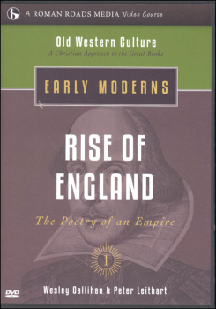 Early Moderns: Rise of England DVD Set (Old Western Culture)