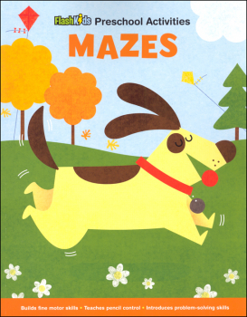 Mazes (Flash Kids PK Activities)