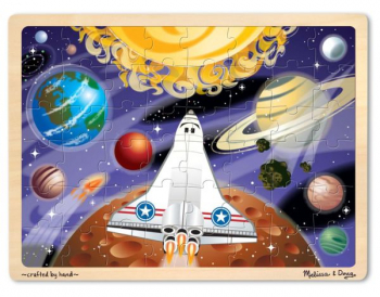 Space Voyage Puzzle (48 Pieces)