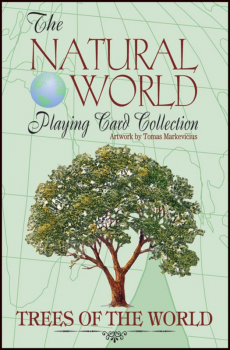 Trees of the World Playing Cards (Nat. World)
