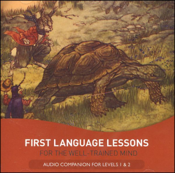 First Language Lessons Audio Companion CD revised edition